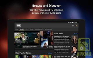 IMDb Movies & TV v7.8.5.107850400 MOD APK