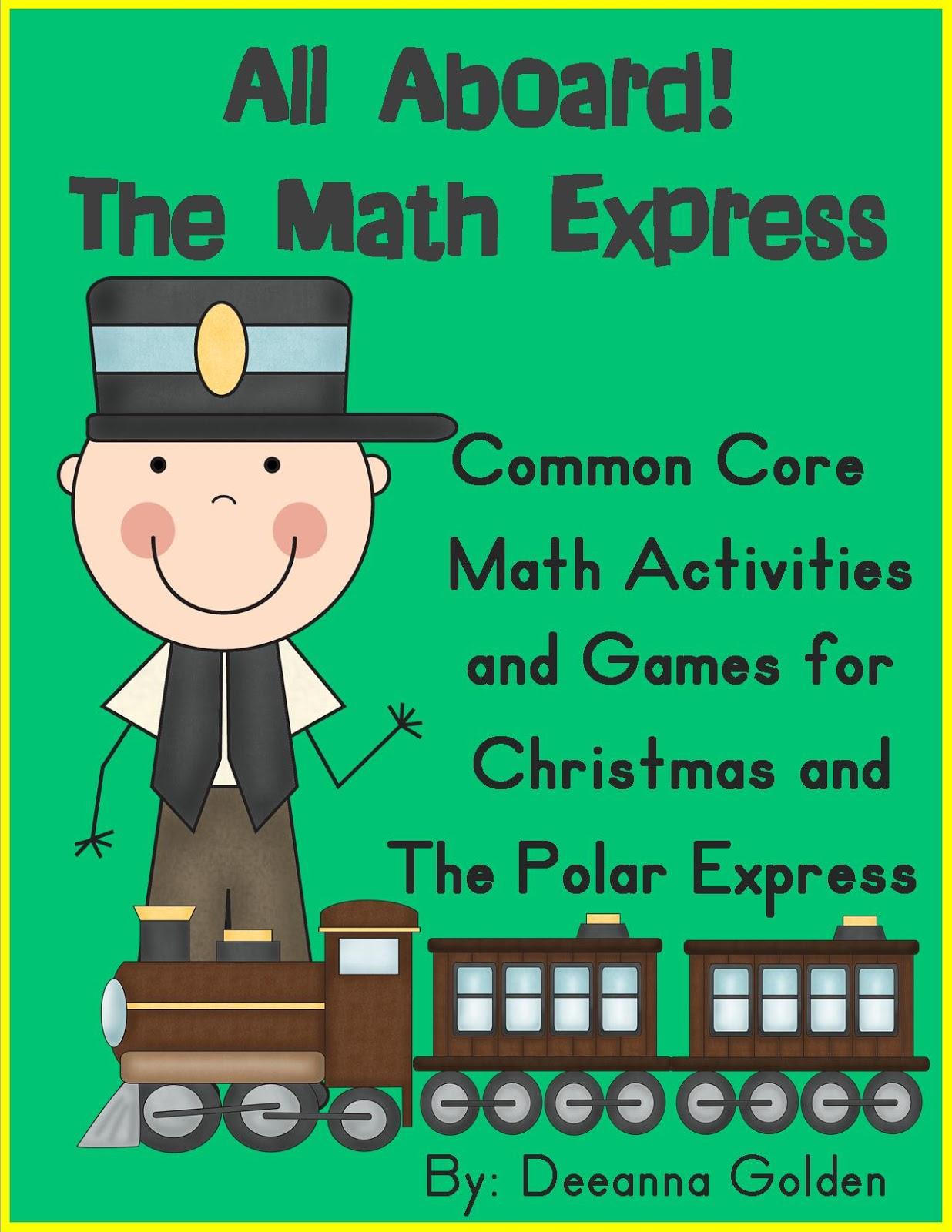 Golden Gang Kindergarten The Polar Express