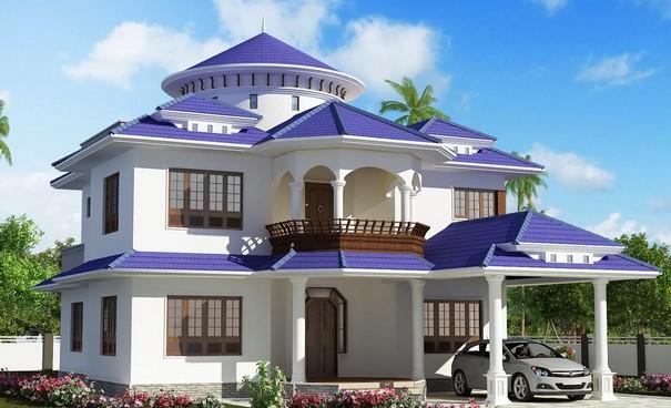 54 Gambar Rumah Mewah Idaman Terbaru