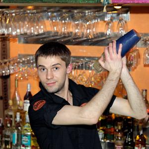 Работа барменом