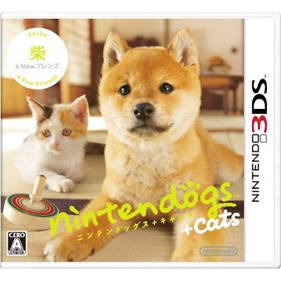 [3DS][nintendogs+cats(ニンテンドッグス) 柴&Newフレンズ] (JPN) ROM Download