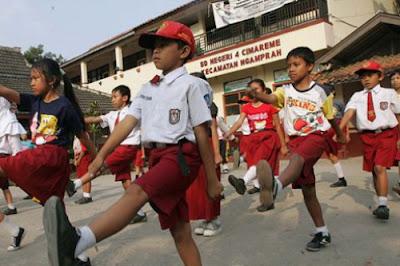 Tak Bisa Diam Tanda Anak Punya Kecerdasan Kinestetik