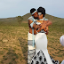 Pics! Inside Thabsie and her husband Thando Vokwana Heritage Day Wedding