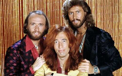 Lyrics de The Bee Gees