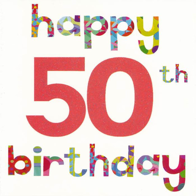 50th Birthday Wallpapers