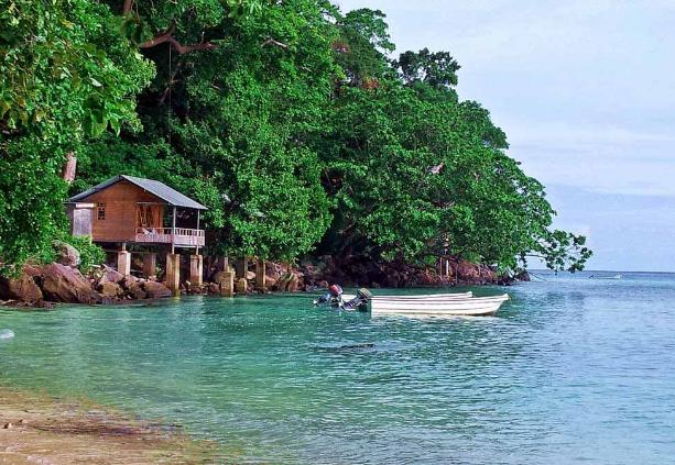 Sejarah Kota Sabang dan Pulau Weh