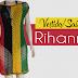 Videoaula | Vestido /Saída de praia Rihanna