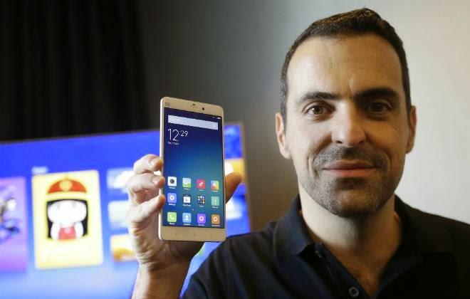 Xiaomi bate recorde e vende mais de 2MI de celulares em 12hrs
