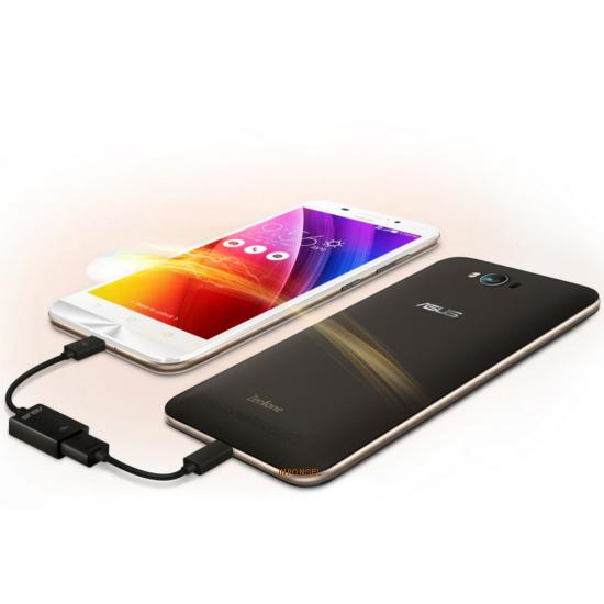 Asus Zenfone Max, Smartphone Rp2.5 Jutaan Batere Monster 5000mAh Bisa Sebagai Powerbank