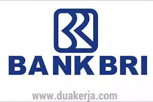Lowongan Kerja Bank BRI Juni Terbaru 2019