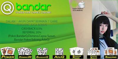 Agen Judi AduQ Online Tips Bermain di Situs QBandars.net
