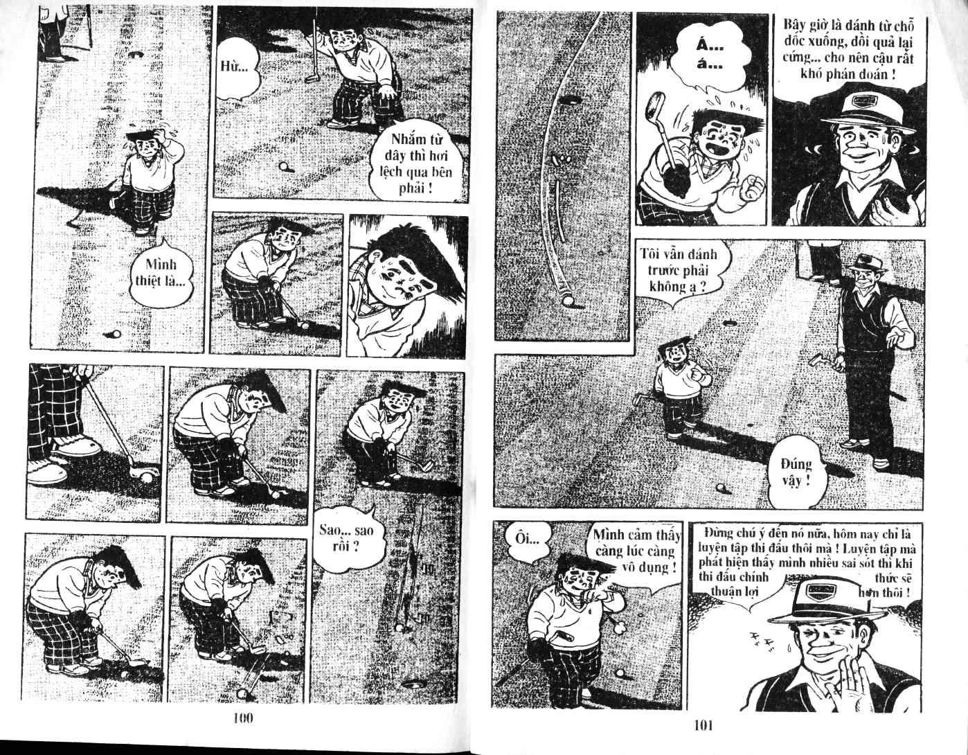 Ashita Tenki ni Naare chapter 35 trang 49