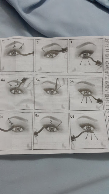 Lancome Grandiose Mascara instructions - www.modenmakeup.com