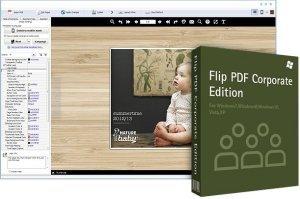 Flip PDF Corporate Edition 2.4.9.15 Multilingual Full Version