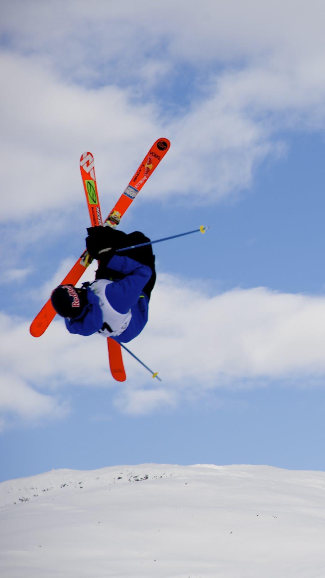 freestyle skiing wallpaper - photo #1