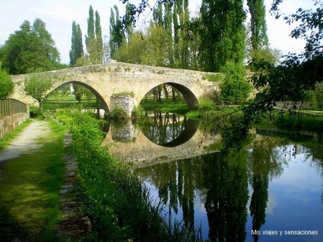 Puente románico de Allariz, Galicia
