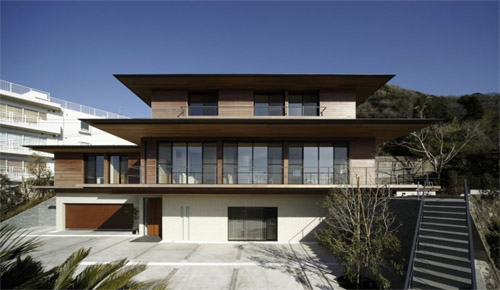Modern Achitecture Houses: Is current Japanese house of T Residence by ...