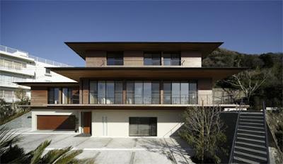 Modern Japanese House of T Residence by Kidosaki ...