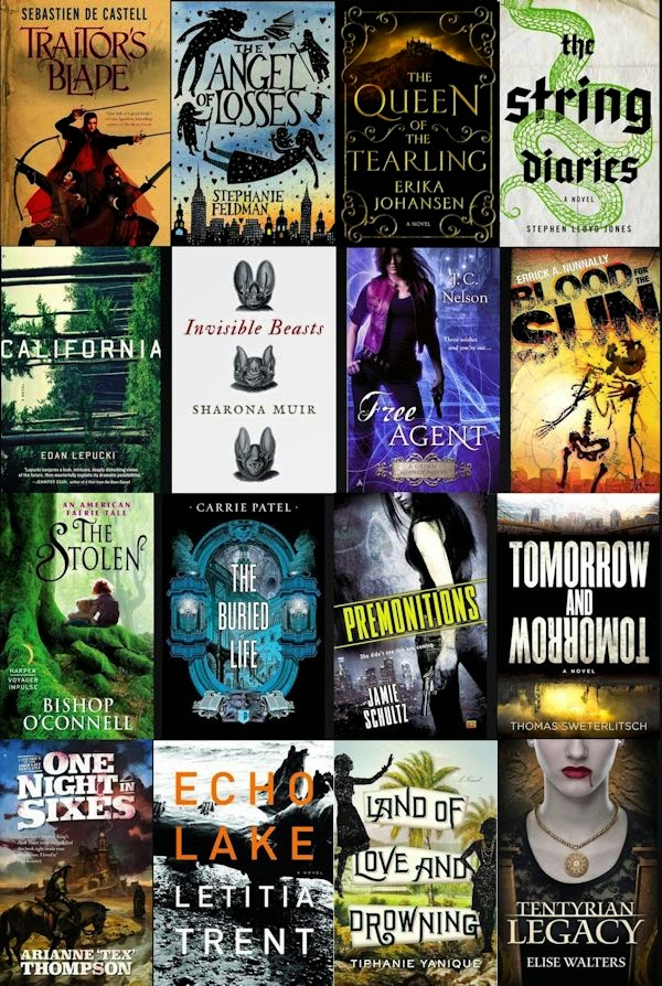 2014 Debut Author Challenge Cover Wars - July 2014 Winner