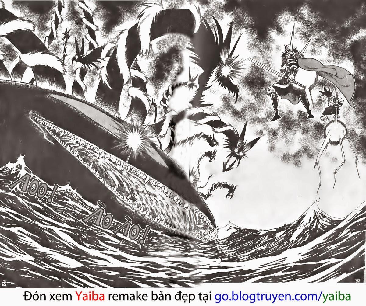 Yaiba chap 159 trang 6