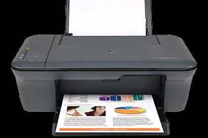 HP Deskjet Ink Advantage 2060 Printer Driver