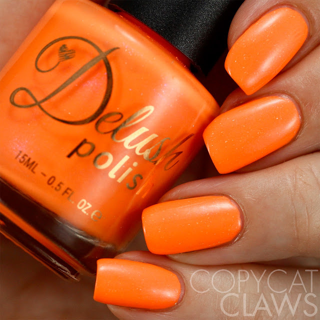 Delush Polish All Sun & Games