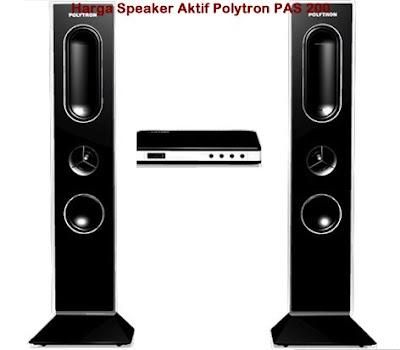 Harga-Speaker-Aktif-Polytron-PAS-200