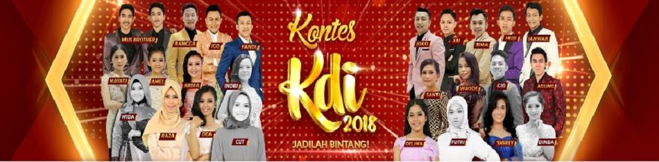 KONTES KDI 2018