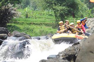 Rafting Bogor atau Arung Jeram di Bogor