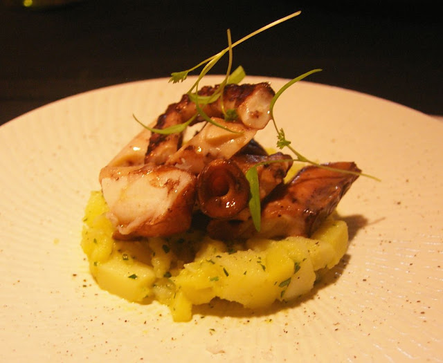Eat'aliano by Pino, Windsor, octopus and potato salad