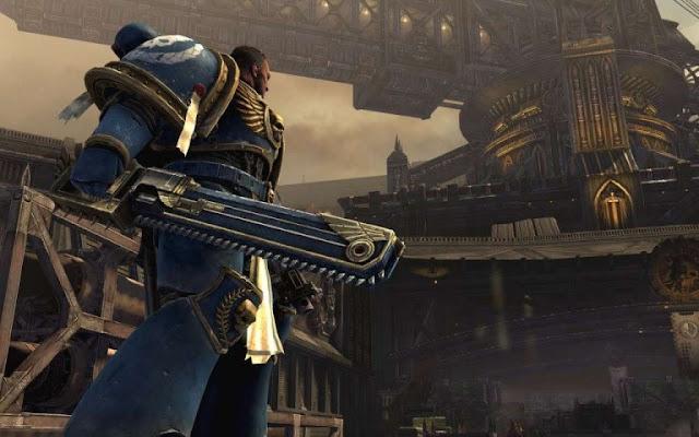 لعبة Warhammer 40,000 : Space Marine متوفرة الأن بالمجان سارع لتحميلها قبل إنتهاء العرض ..