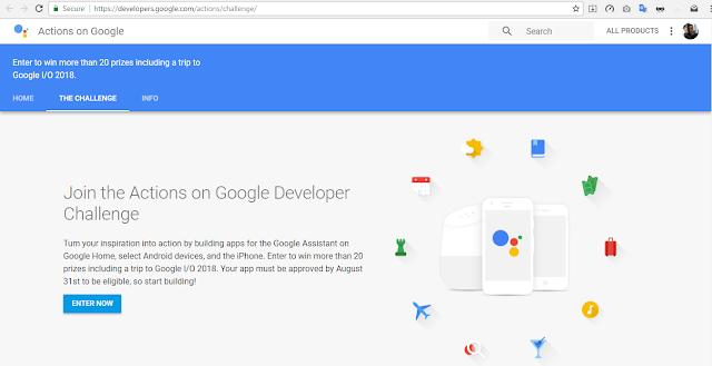 Google Tantang Developer Membuat Aplikasi untuk Google Assistant