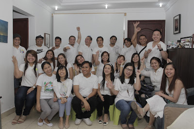 OFSI Regular Batch 12 with Founder Renz Leano