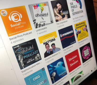 Top 20 Marketing Podcasts