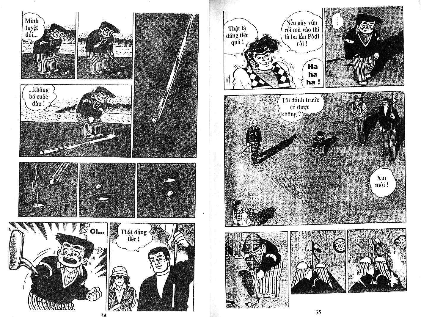 Ashita Tenki ni Naare chapter 24 trang 15