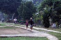 Desa Tanjung Kecamatan Mentebah