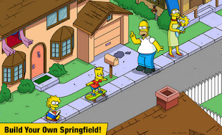 The Simpsons Tapped Out 4.24.1 Hack/Mod Apk (Free Shopping, Old items, Unlimited)