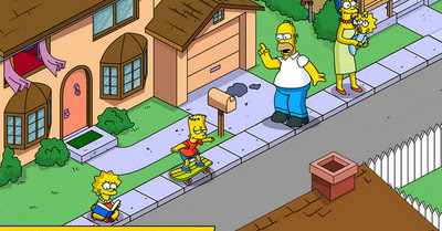 The Simpsons Tapped Out 4.24.5 Mod/Hack Apk (Unlimited, Free Shopping, Old items)
