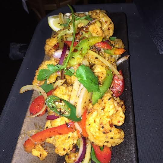 sri lankan salt and pepper calamari