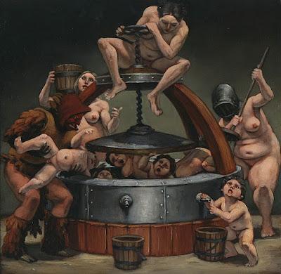 surrealismo-pinturas-inquisitivas-oleos-erik-sandberg-thor