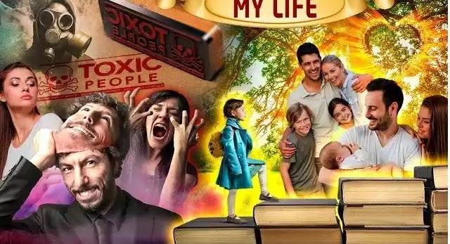 Αλκυόν Πλειάδες: Άνθρωποι τοξικοί, συγκρουσιακοί, Εκρηκτικοί, Διαιρεμένη οικογένεια