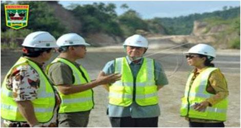 Nasrul Abit: Tol Padang-Pekanbaru  Tunggu Kemen PU PERA
