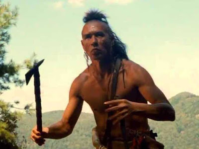 Model Rambut Suku Mohican