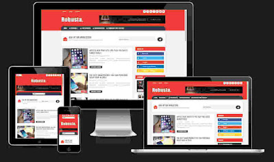 Robusta+Blogger+Template+Blogspot+Templates