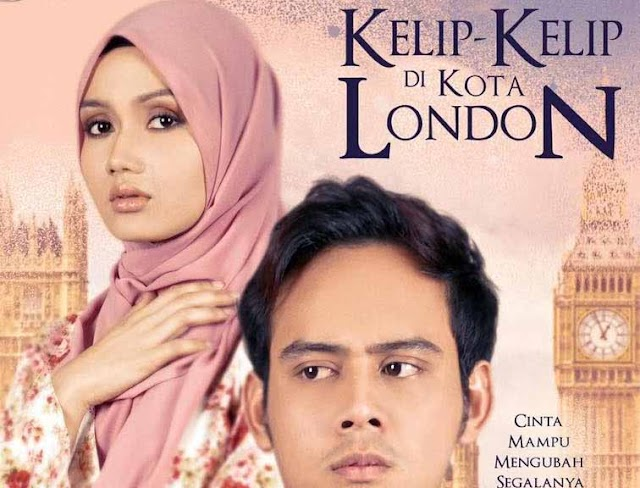 Sinopsis Drama Kelip - Kelip Di Kota London - Lakonan Hanna Aqeela dan Hafidz Roshdi