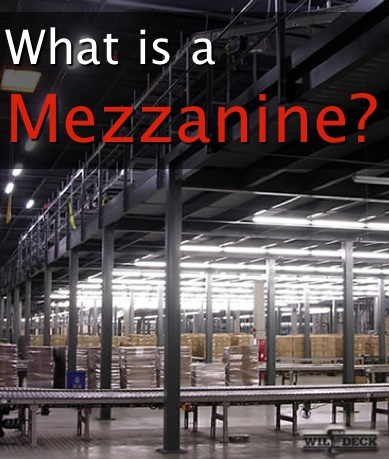 What Is A Mezzanine