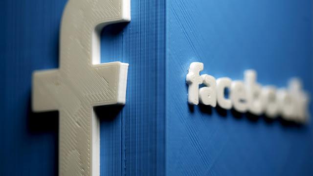 Reportan una caída internacional de Facebook