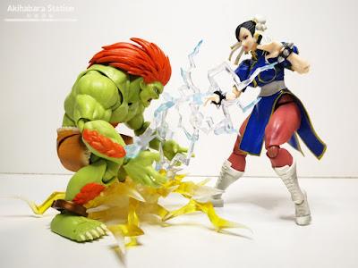 Review del S.H.Figuarts Blanka de Street Fighter - Tamashii Nations