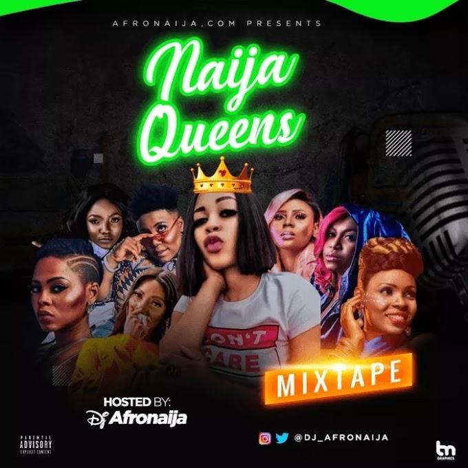 Dope Mix: Dj AfroNaija – Naija Queens Mixtape