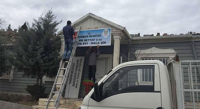 Yenişehir Belediyesi Diyarbakır'da taziye evlerini restore etti
